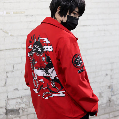 BIG BAD Jacket Back on Sale! Preorders Fulfilled!