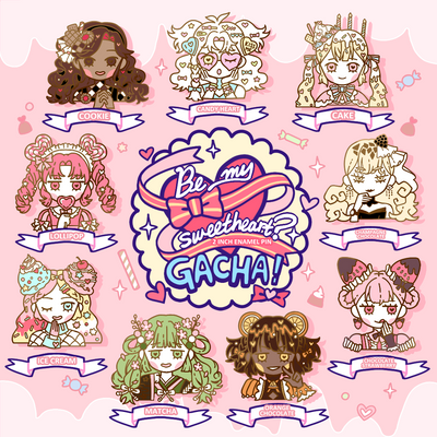 GACHA VOL 2. OUT NOW!
