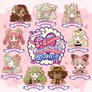 GACHA! Vol 2. Be My Sweetheart?