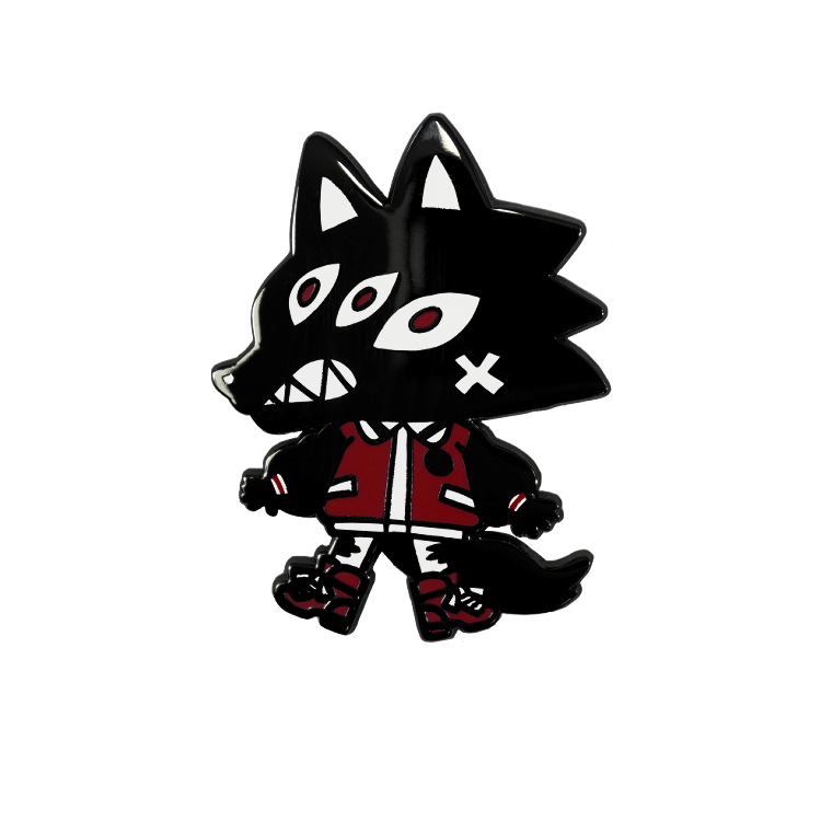 Enamel Pin: BIG BAD