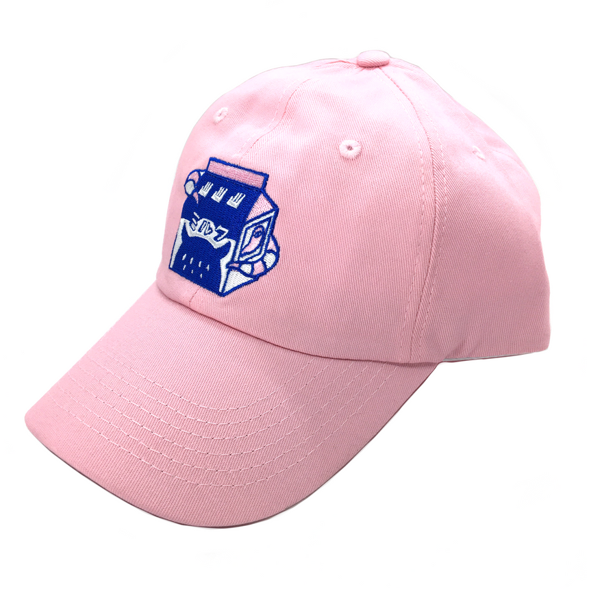 Milk Carton Baseball Cap