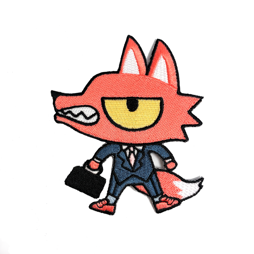 Patch: BUSINESS FOX
