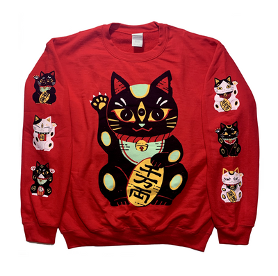 LUCKYCAT Sweatshirt
