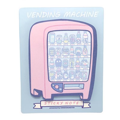 Sticky Note: Vending Machine
