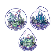 Sticker: Terrariums (LAST CHANCE!)