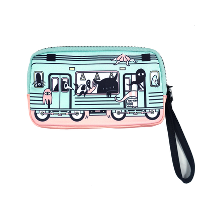 Bag: Accessory Subway Car