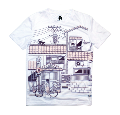 Window Pocket Tshirt [LIMITED STOCK]