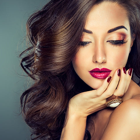 Make-up Hair and Nails Package
