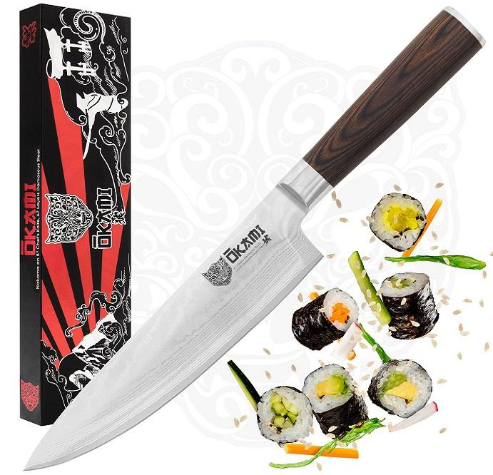 8'' Gyuto Chef's Knife