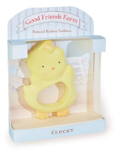 Little Clucky Teether