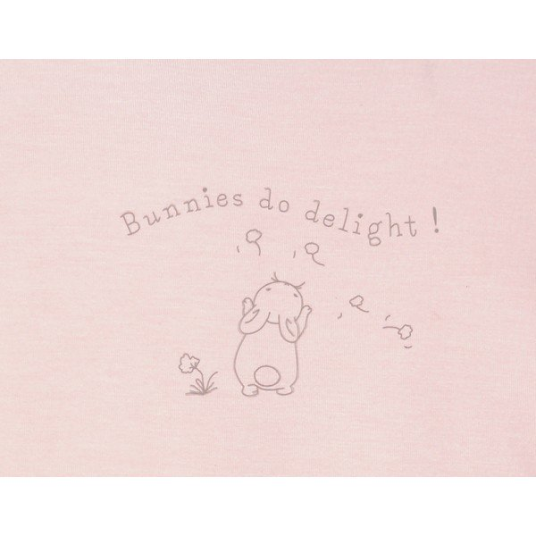 New Bunnies Do Delight - Pink Bunsie