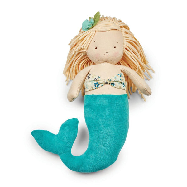 El-SEA Green Mermaid Doll