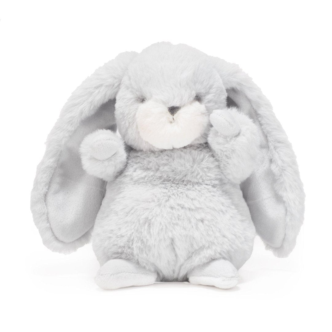 "Tiny Nibble 8"" Bunny Grey"