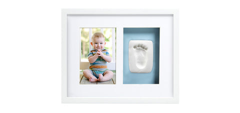 Babyprints Deluxe Wall Frame (White)