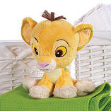 Simba Medium Soft Toy