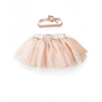 Two-Two Skirt and Posy Headband