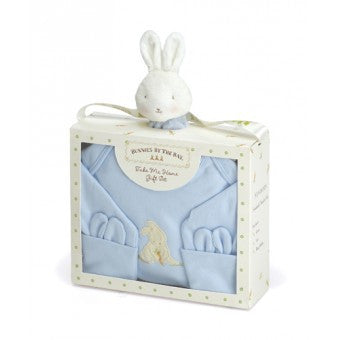 Take Me Home Bunny Gift Set Blue