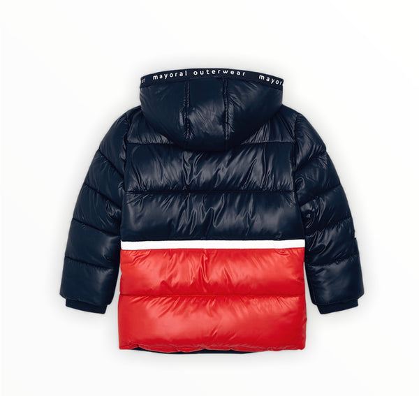 Combined Padded Coat for Boy