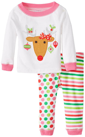 Reindeer Cheer Holiday Lounge Set