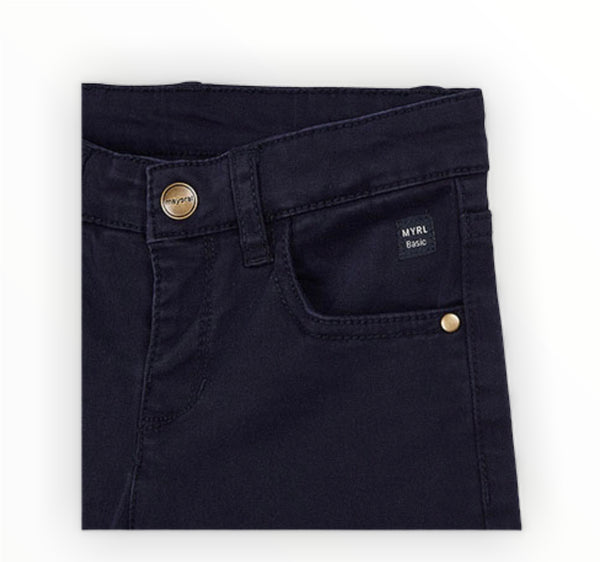 Mayoral Regular Fit Trousers