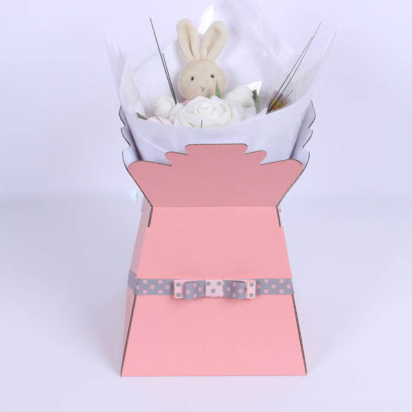 Baby Girl Deluxe Bouquet