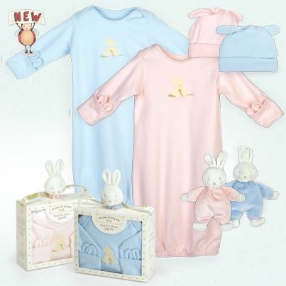 Take Me Home Bunny Gift Set Pink