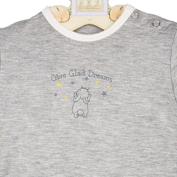 Bloom Give Glad Dreams Onesie