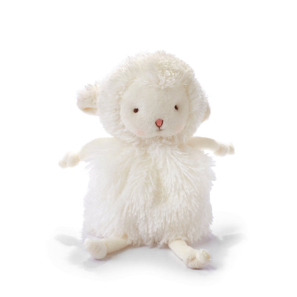 ROLY POLY KIDDO WHITE LAMB - LIMITED EDITION