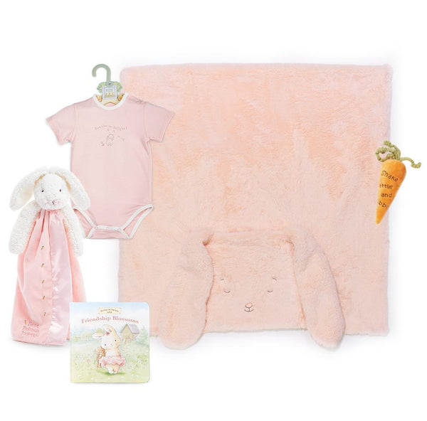 Hello, Baby Girl Gift Set