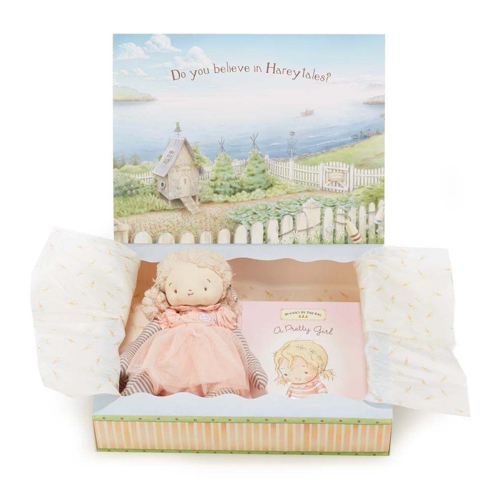 Pretty Girl Inside and Outside Gift Set