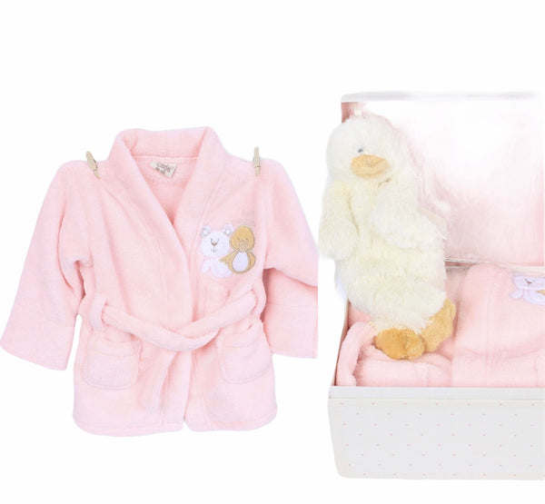 Baby Girl  'She's Quackers' Keepsake Box and Gifts