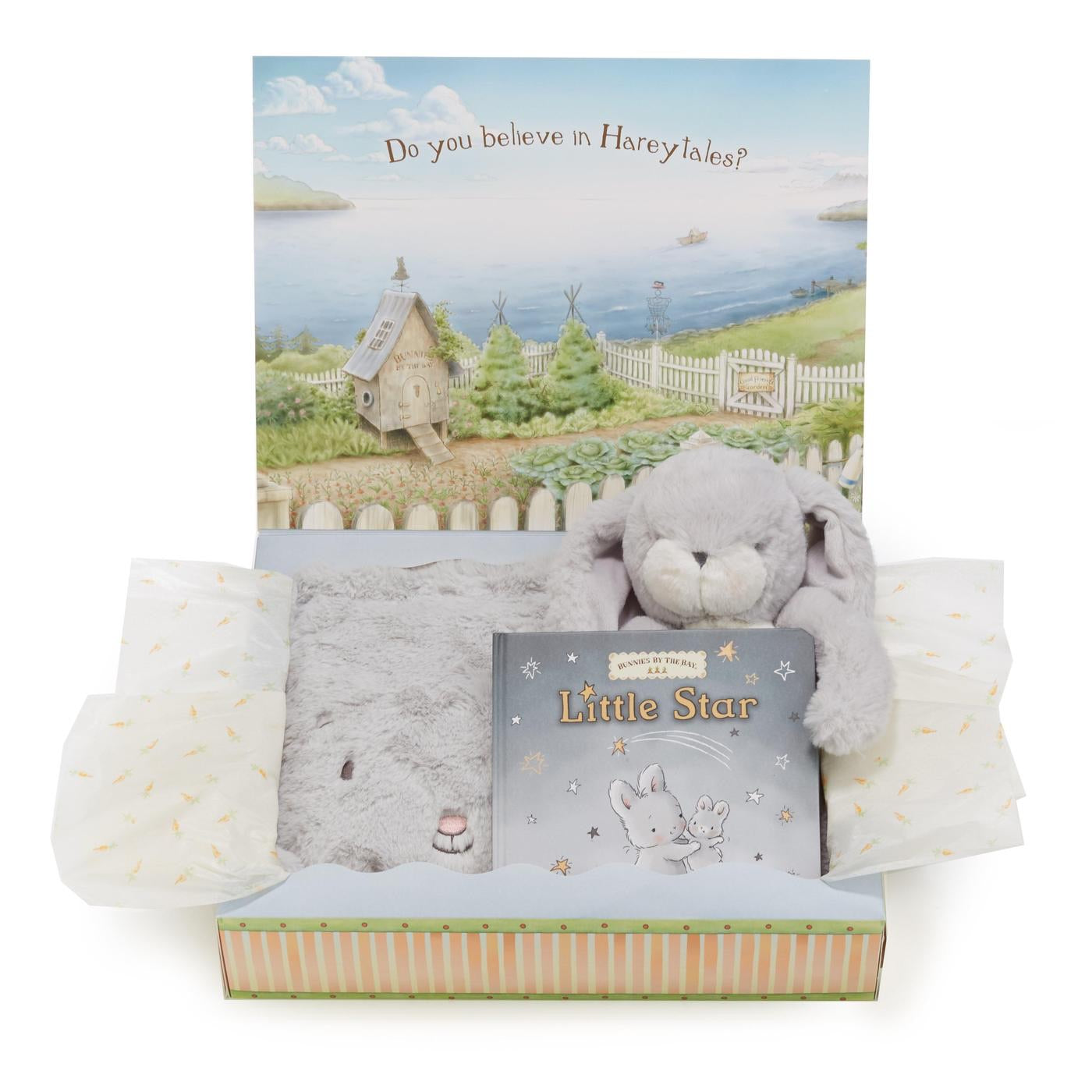 Bloom Bunny Tuck Me In Gift set