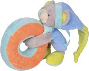 Baby Nat Hochet Rattle