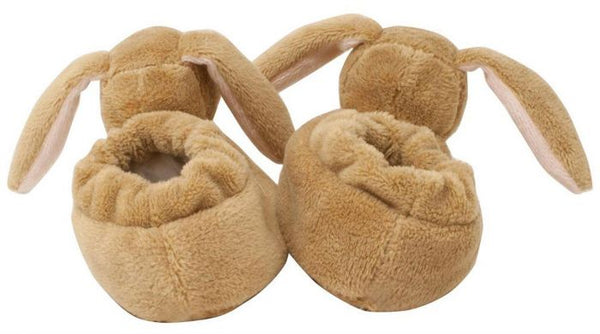 Guess How Much I Love You Rattle Booties Set 0-6 months