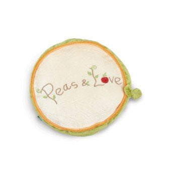 Peas and Love Pillow