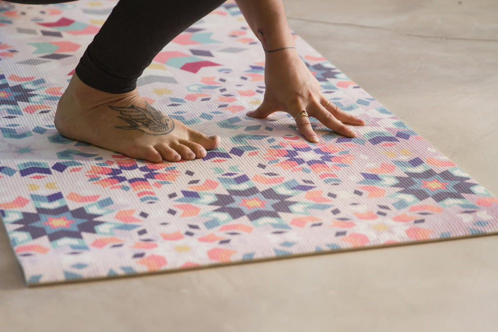 The Foam Yoga Mat