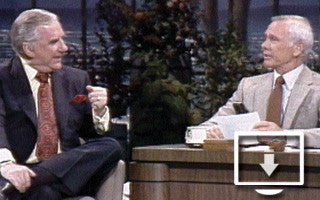 Digital Downloads - Full episodes of The Tonight Show Starring Johnny Carson