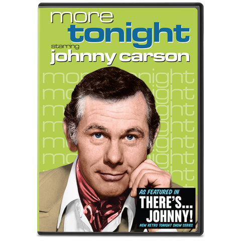 More Tonight starring Johnny Carson