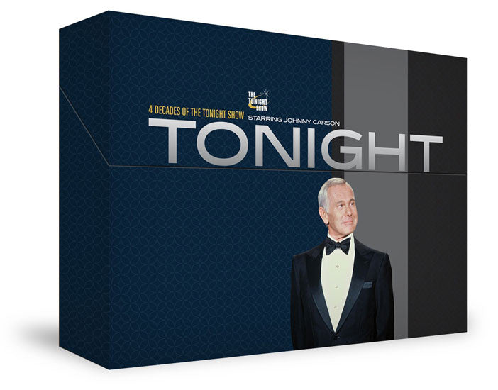 Tonight - Deluxe Collectable DVD Set
