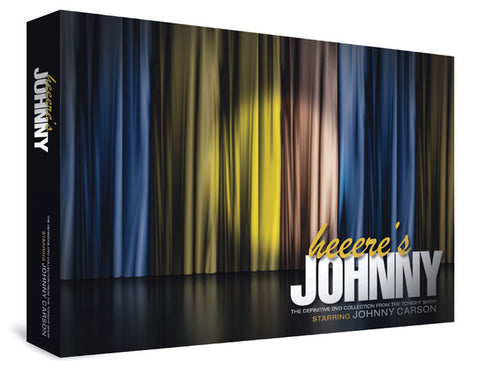 Heeere's Johnny: The Definitive DVD Collection - As Is Condition (Clearance)