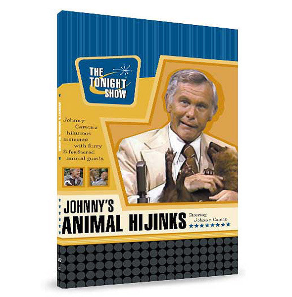 Johnny's Animal Hijinks Vol. 1