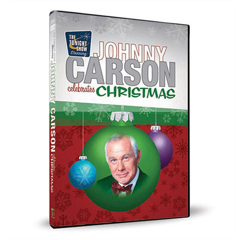 Johnny Carson Celebrates Christmas