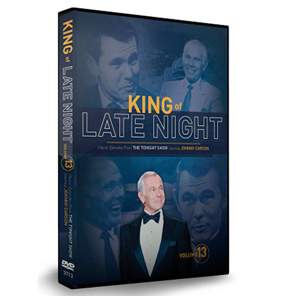 King of Late Night Volume 13