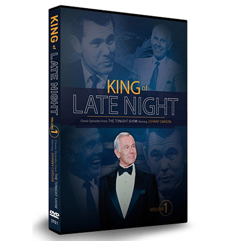 King of Late Night Volume 1