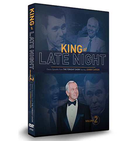 King of Late Night Volume 2