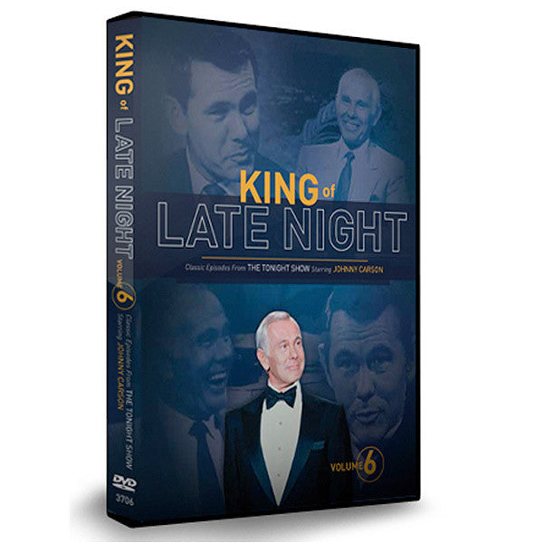 King of Late Night Volume 6