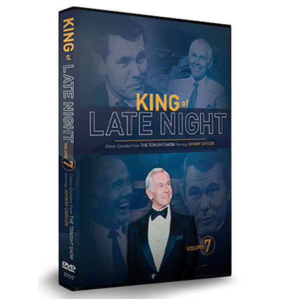 King of Late Night Volume 7