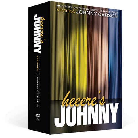 Heeere's Johnny: The Definitive DVD Collection