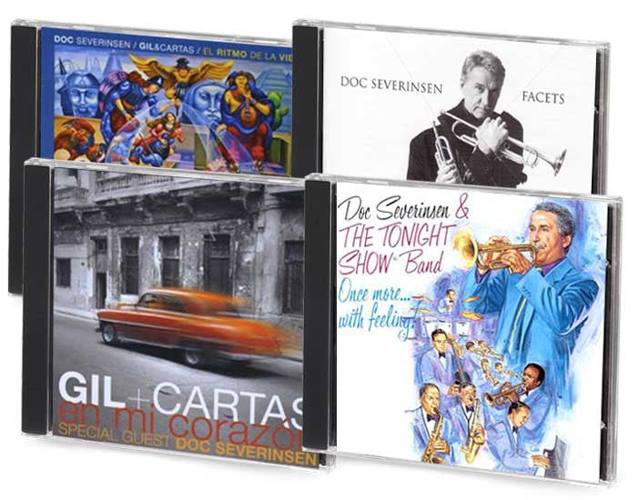 Doc Severinsen - CD Collection