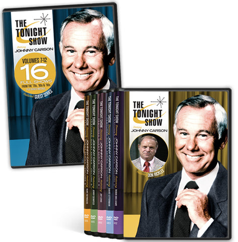Featured Guests Series - 12 Disc Complete Collection - Clearance